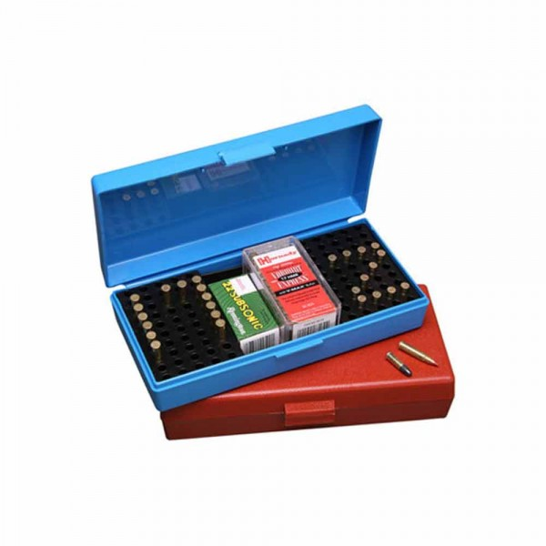 MTM Patronenbox SB-200 Serie mit Klappdeckel