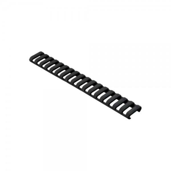 Heckler & Koch Gummischutzleiste 20 Slots Picatinny-Abdeckung 195 mm für MR223 / MR308